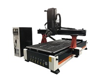 Four heads CNC Woodworking Milling Cutting Machine for sale